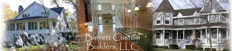 Barrett Custom Builders Homepage